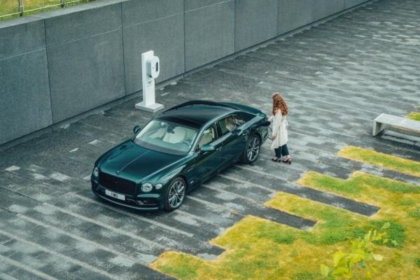 Bentley predstavlja eko-luksuznu verziju svog Flying Spur modela