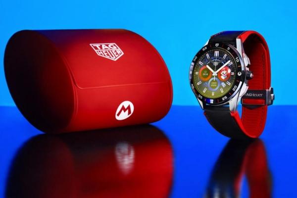 Nova saradnja: TAG Heuer x Super Mario limited edition