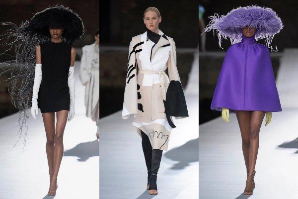 Najlepša revija sezone: glamurozni šeširi i sve neonske nijanse u kolekciji Valentino