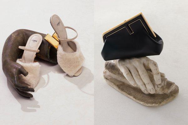 Debi kolekcija cipela i torbi Kim Jonesa za Fendi je ovde