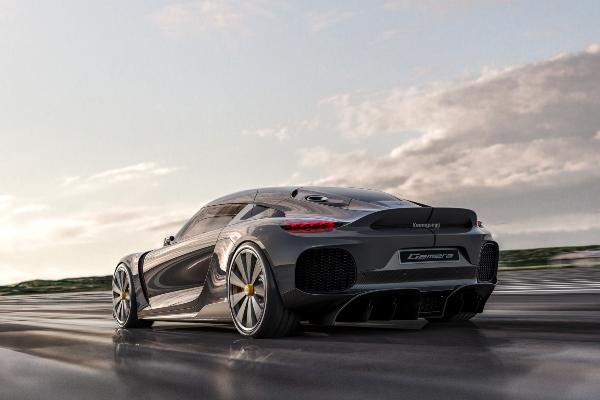 Kako se Koenigsegg Gemera od 1.7 miliona dolara sređuje za dva sata