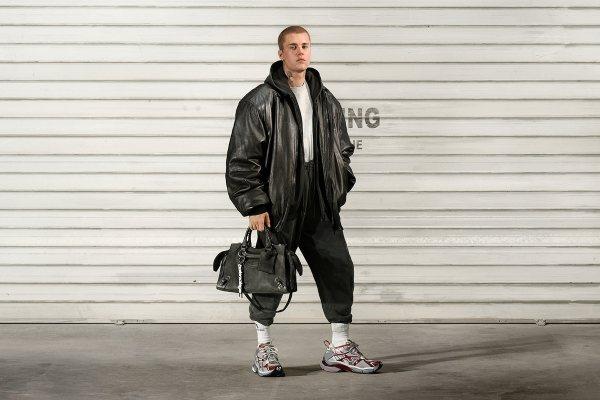 Justin Bieber je zvezda nove kampanje Balenciaga