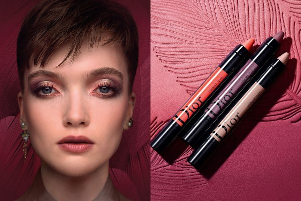 "Dior makeup debituje jesenjom kolekcijom ""Birds of a Feather"""