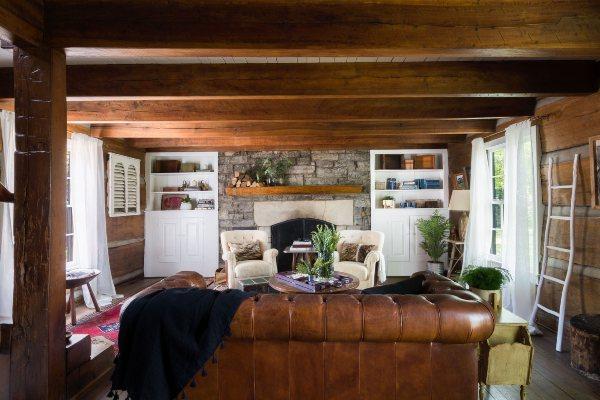 Pogledajte fantastičnu rustičnu rezidenciju supermodela Taylor Hill