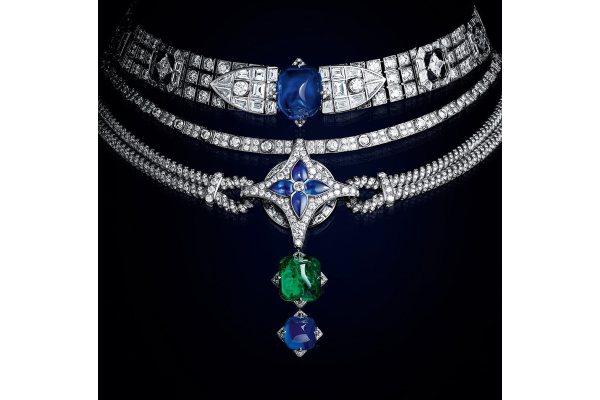 Alicia Vikander u novoj Louis Vuitton High Jewelry kampanji