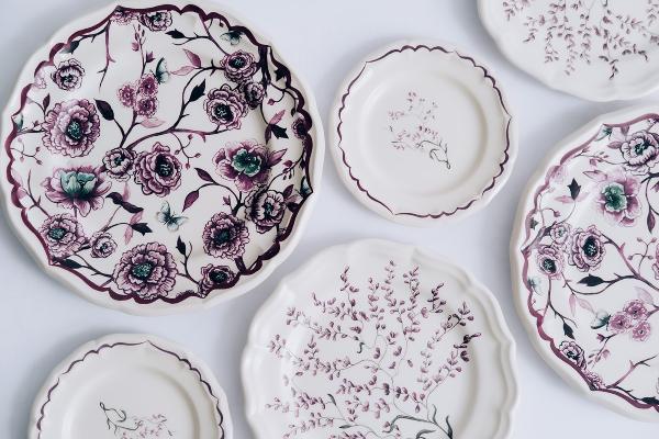 Šarm proleća i leta u novoj Dior Maison dekorativnoj kolekciji