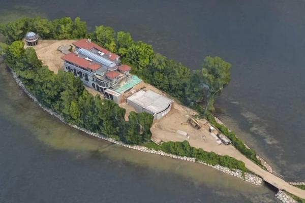 Vila od 15 miliona dolara sa neverovatnim pogodnostima