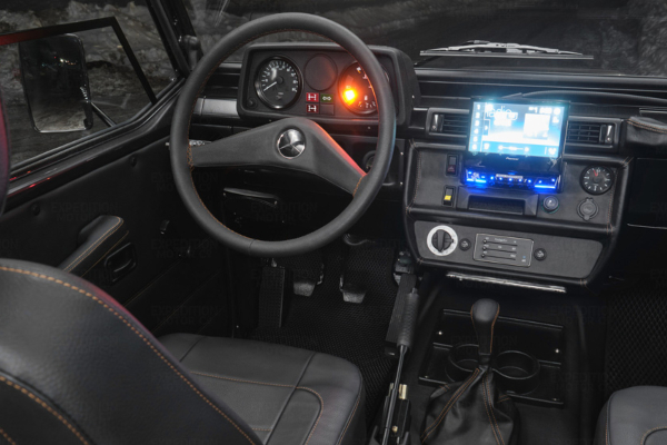 Redizajnirani Mercedes-Benz G-Wagen - vuk koji je spreman za pobedu
