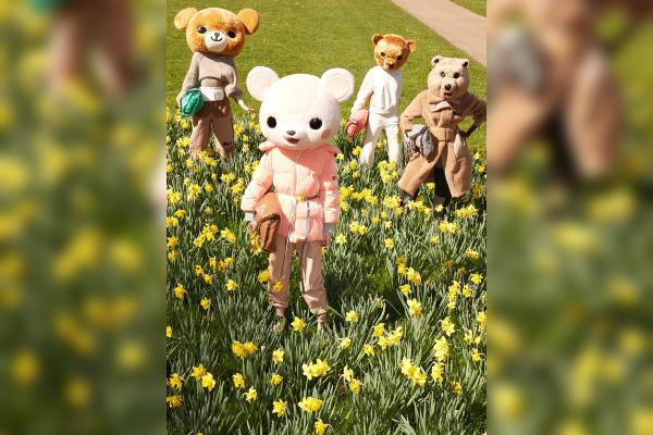 Životinjski dan u novoj kampanji Stella McCartney