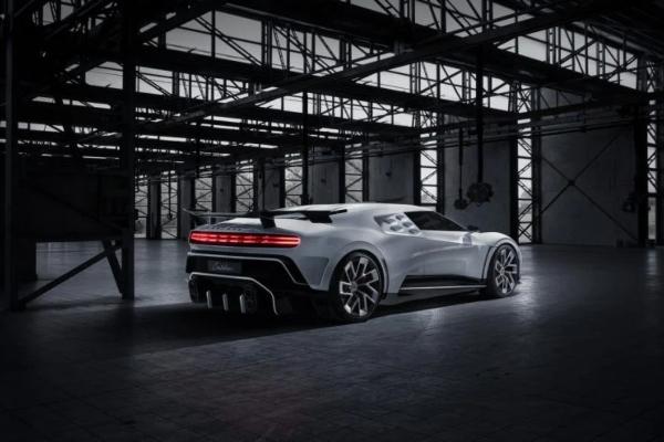 Anonimus prodaje svoj Bugatti Centodieci koji još nije ni proizveden