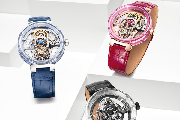 Louis Vuitton predstavlja novu kolekciju ženstvenih časovnika