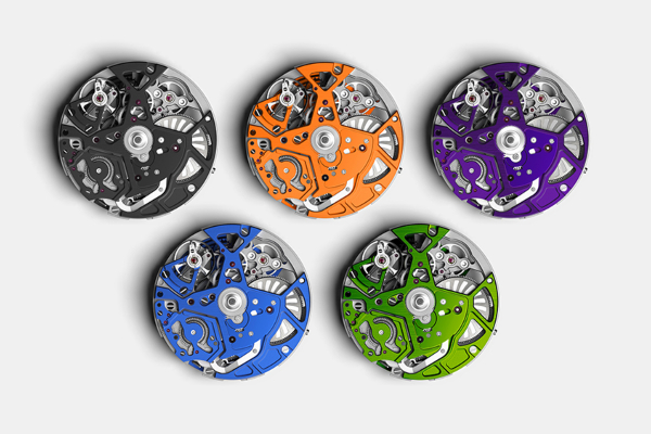Zenith lansira novu Defy 21 Spectrum kolekciju