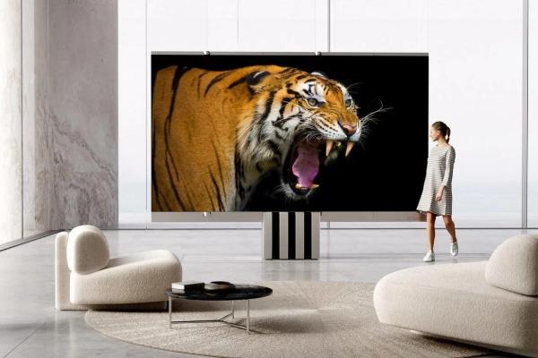 Vrhunac visoke tehnologije - C Seed televizor od 400.000 dolara