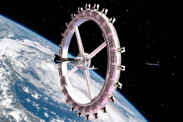 Voyager Station - hotel za ljubitelje svemira