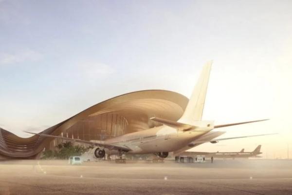 Poput fatamorgane - aerodrom u srcu Saudijske Arabije