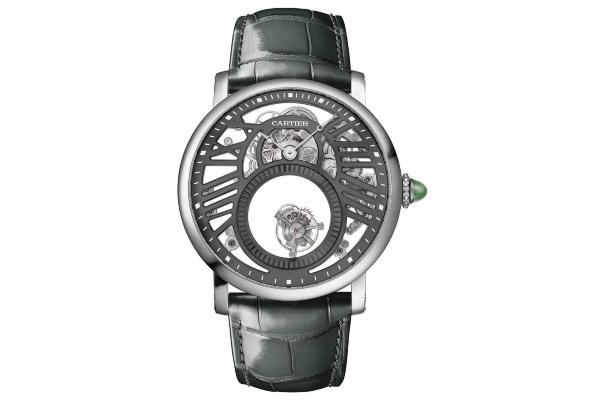 Besprekorni luksuz u novoj Cartier seriji časovnika