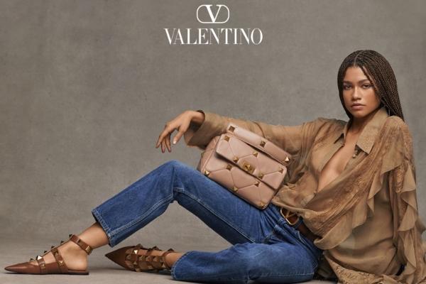 Zendeja kao zvezda nove Valentino kampanje