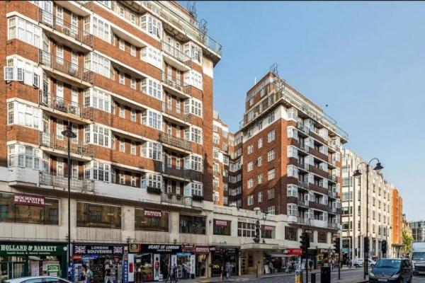 Bez šale: londonski stan od osam kvadrata sa cenom većom od 200.000 dolara