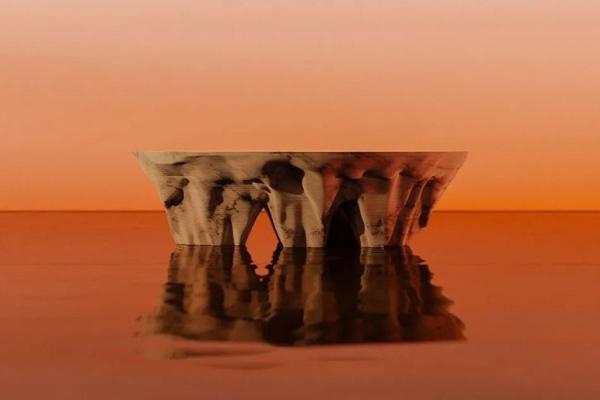 Monument Valley - impozantni stočić za kafu