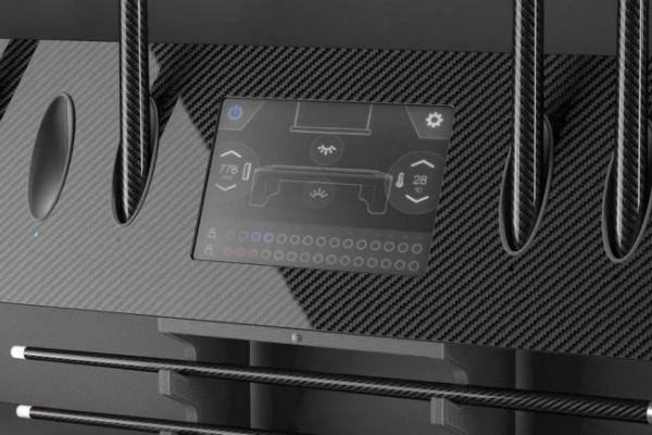 Za ljubitelje istinskog luksuza - Bugatti sto za bilijar