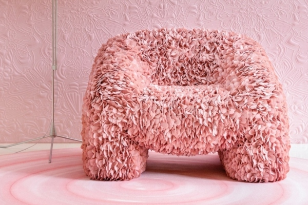Najšarmantnija i najudobnija fotelja brenda Moooi