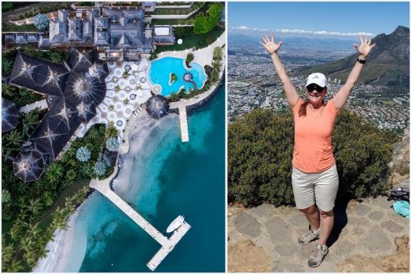 Bila ni na vidiku: Melinda Gejts sa decom na privatnom ostrvu na Bahamima