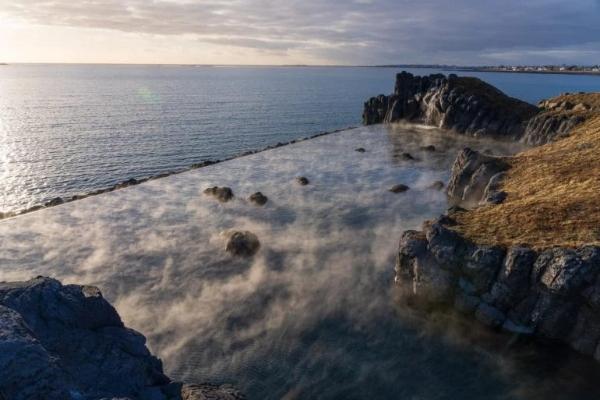 Uživajte u pogledu kroz najveći prozor Islanda