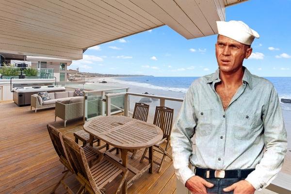 Na prodaju vila Stiva Mekvina u Malibuu