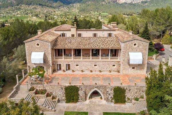 Idilični komad raja: spektakularna vila na Majorki