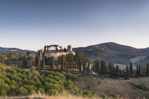 Otkrijte tradicionalni italijanski luksuz u Hotelu Castello di Reschio