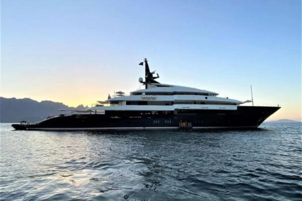 Stiven Spilberg prodaje svoju veličanstvenu jahtu