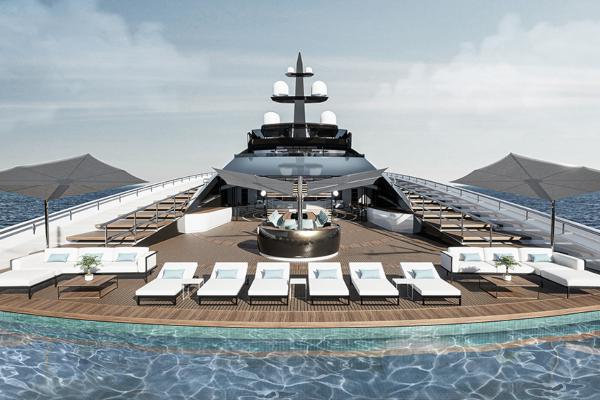 Project Sunrise - gigajahta na kojoj vlasnički apartman ima svoj privatni bazen
