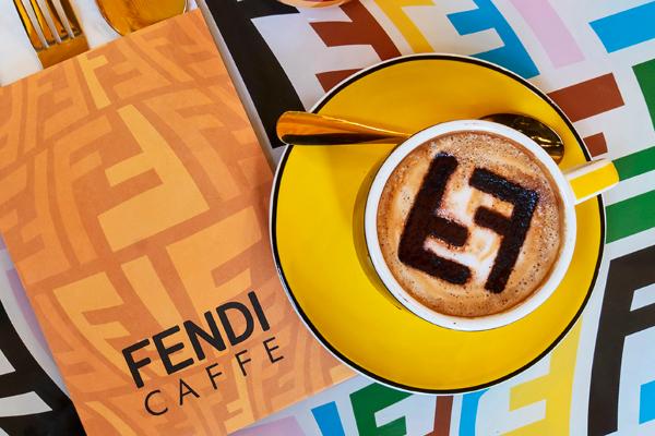 Fendi predstavlja novu verziju svog kafea