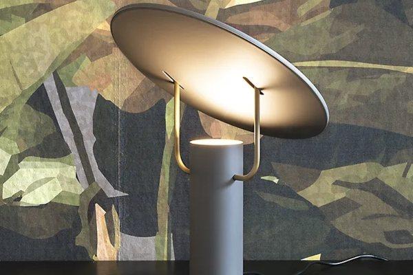 Lampa TX1 podsetiće vas na starinske satelitske antene