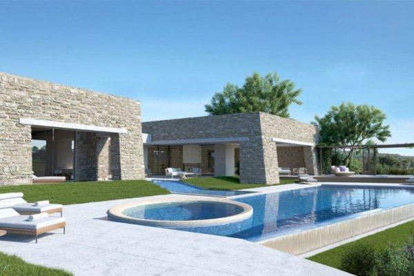 Costa Navarino Residences jedna je od najekskluzivnijih kolekcija luksuznih vila u Grčkoj