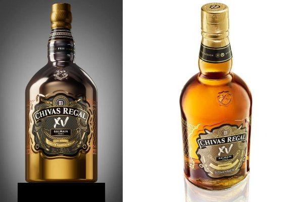 Chivas lansira luksuzni viski u saradnji sa brendom Balmain