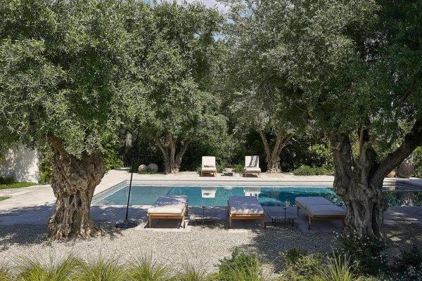 Unutar rezidencije Adama Levina i Behati Prinslu u Los Anđelesu