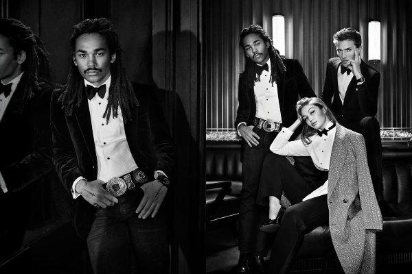 Novi Ralph Lauren miris glamurozna je oda noćima u gradu