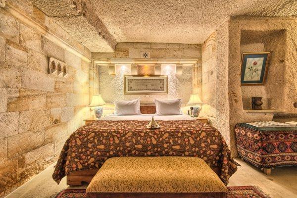 Neverovatan hotel sa pećinskim sobama u Turskoj