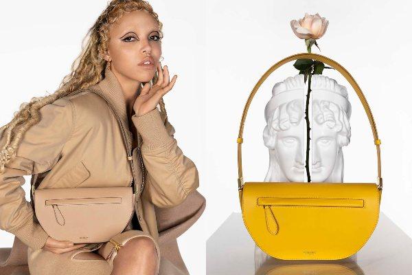Burberry predstavlja novu kampanju posvećenu Olympia torbi
