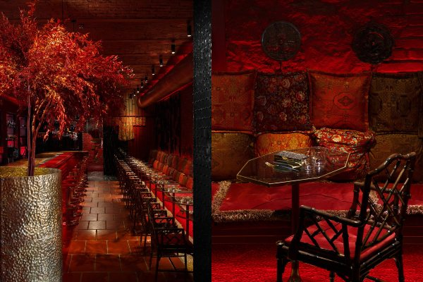 Bar u bivšoj kineskoj četvrti Vladivostok