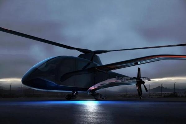 Stiže prvi helikopter na vodonični pogon