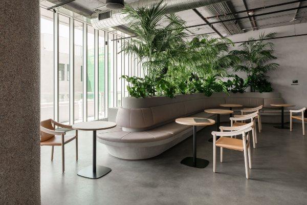 Zavirite u modernu kancelariju Džej Zija u Los Anđelesu