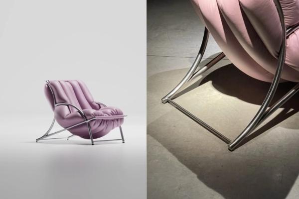 Fotelja okarakterisana nadrealnom lepotom i privlačnošću