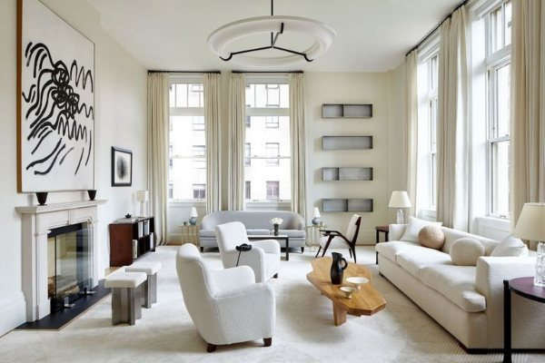 Šik stan u Njujorku postaje primer visoke estetike