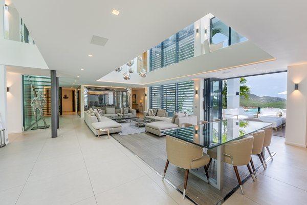 Jedan od najvećih domova u St. Bartsu mogao bi biti vaš za 80 miliona dolara
