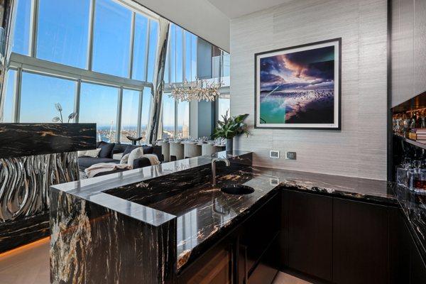Penthaus u Sidneju vredan 74 miliona dolara sa barom u glavnoj spavaćoj sobi