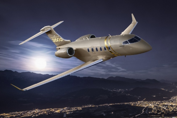 Challenger 3500 - privatni avion koji preleće granicu luksuza