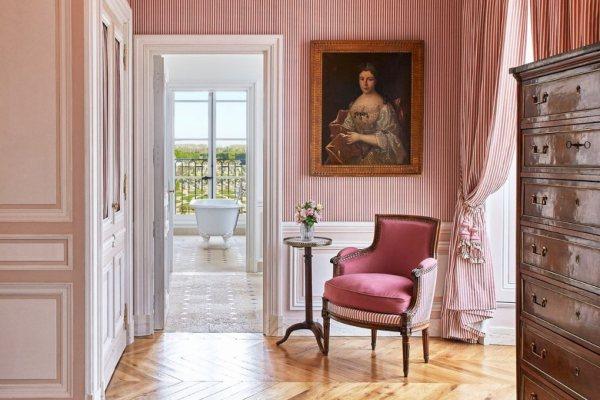 U renoviranom hotelu Le Grand Controle možete istražiti najskrivenije kutke Versaja