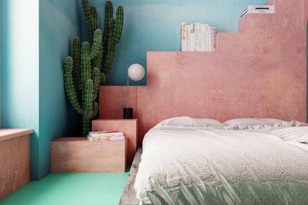 Predivan mali stan inspirisan Meksikom na Menhetnu